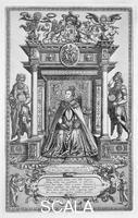 ******** Queen Elizabeth I of England as Patron of Geography and Astronomy, 1579.