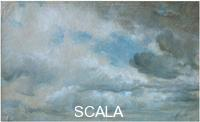 Constable, John (1776-1837) Study of Clouds. 05/09/1822 (painted)