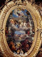 Veronese (Caliari, Paolo called 1528-1588) Apotheosis of Venice