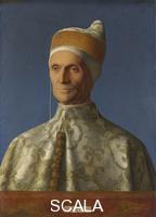Bellini, Giovanni (1430-1516) The Doge Leonardo Loredan, 1501-1504