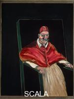 Bacon, Francis (1909-1992) Study for a Pope II, 1961