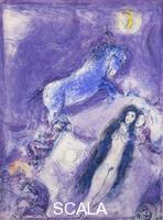 Chagall, Marc (1887-1985) Chagall, Marc (1887-1985). Four Tales from the  Arabian Nights. 1946