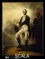 Trumbull, John (1756-1843) George Washington, 1780.