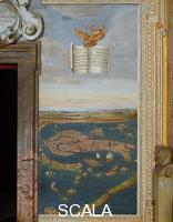 Danti, Ignazio (1536-1586) Panoramic Plan of Venice