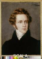 Tivoli, Giuseppe (19th-20th cent.) Portrait of Vincenzo Bellini