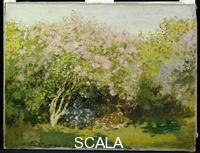 Monet, Claude (1840-1926) Lilac in the Sun
