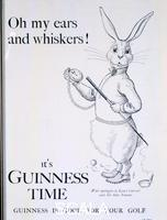******** Poster advertising Guinness, c1920.