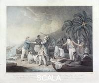Morland, George (1763-1804) after: The Treatment of Slaves. Ca. 1790.