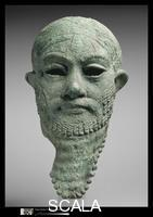 ******** Head of a ruler, 2300-2000 b.C.