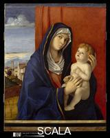 Bellini, Giovanni (1430-1516) Madonna and Child, probably late c. 1480