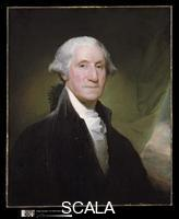 Stuart, Gilbert (1755-1828) George Washington, begun 1795