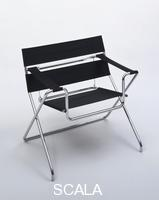 Breuer, Marcel (1902-1981) Folding Armchair Model No. B4, 1927