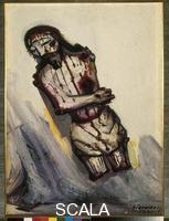 Siqueiros, David Alfaro (1896-1974) Mutilated Christ No. 467